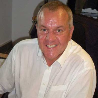 Author Ian Neal
